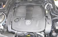 2013 Mercedes-Benz GLK 350 - engine compartment.JPG