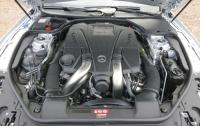 Mercedes-Benz SL 550 - engine.jpg