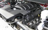 2015 Chevrolet Tahoe - 5.3-litre V8 engine.JPG