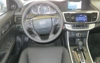 2013 Honda Accord - steering wheel and instrument panel.JPG