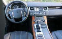 2012 Range Rover Sport - instrument panel and centre console.JPG