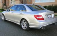 2013 Mercedes-Benz C300 4Matic - rear 3/4 view close.jpg
