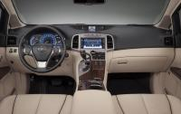 2013 Toyota Venza - steering wheel and instrument panel.jpg
