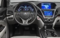 2014 Acura MDX - steering wheel and instrument panel.jpg