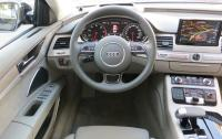 2015 Audi A8 -steering wheel and instrument ;panel.JPG