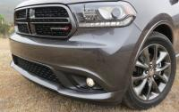 2014 Dodge Durango - front-end detail.JPG