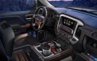 2014 GMC Sierra SLT - interior storage detail.jpg