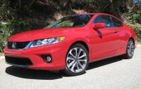 2013 Honda Accord Coupe - front 3/4 view, low.JPG