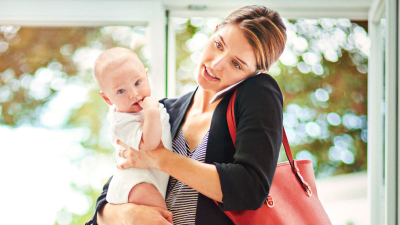 Give Yourself Permission to Be a Working Mom