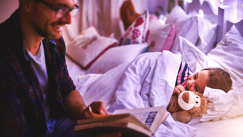 How to Use Bedtime to Talk About Jesus With Your Kids