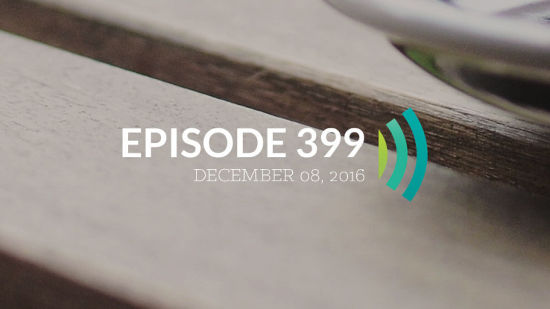 Episode 399: God's Word is Alive and Active