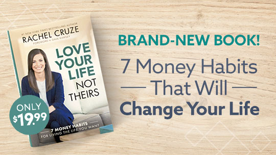 Rachel Cruze's New Book Available Now!