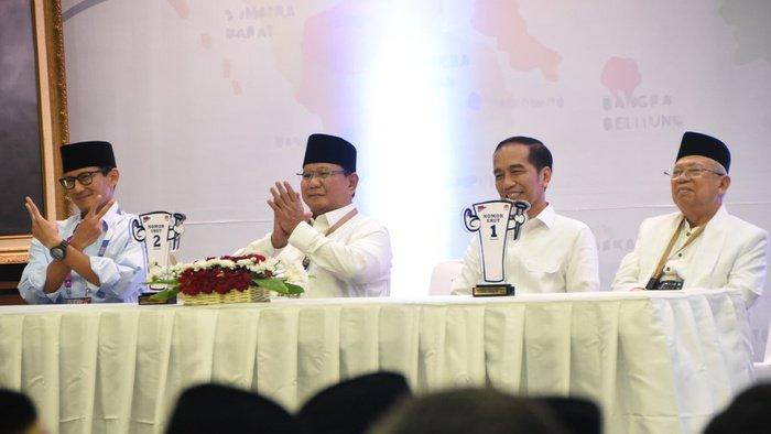 Pilpres 2019 Menjadi Medan Perang Purnawirawan TNI