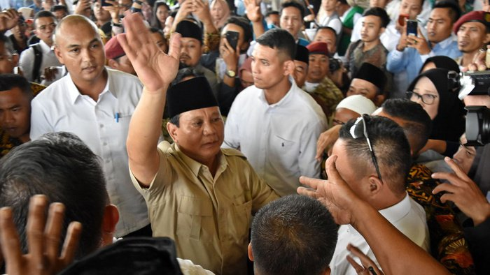 Benarkah Prabowo Dipidanakan Anak Tokoh PKI DN Aidit?
