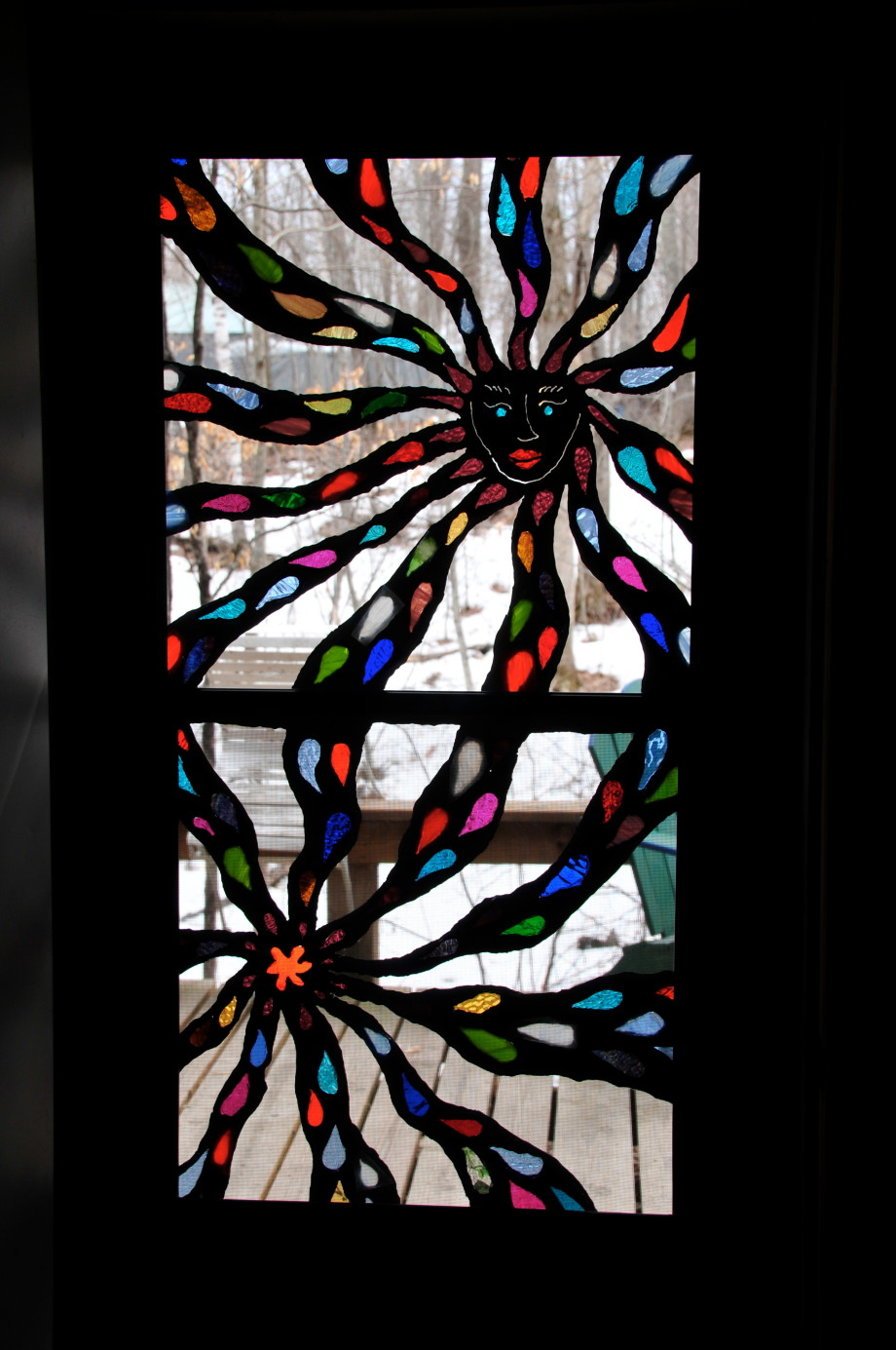 Ennis - viewed from inside
