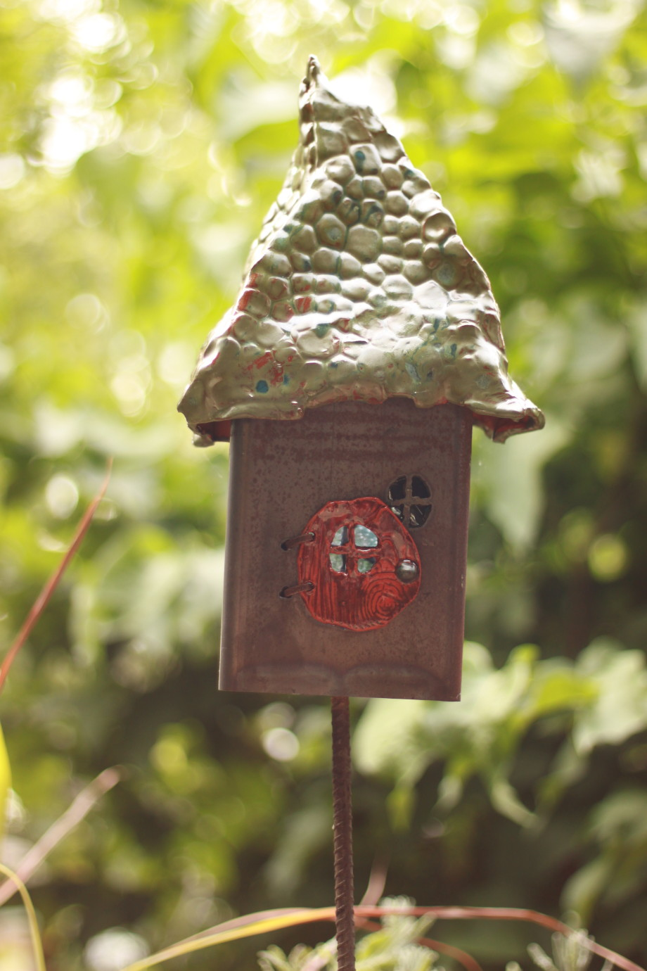 Square Faery house