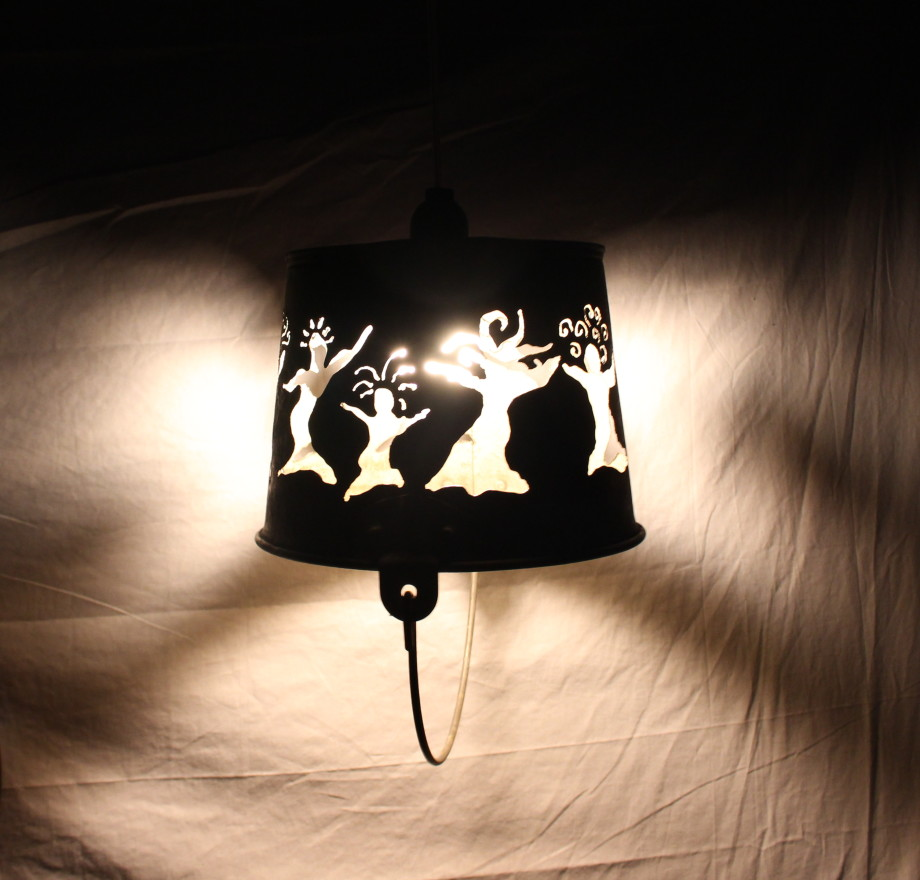 Fairy Ring Lampshade