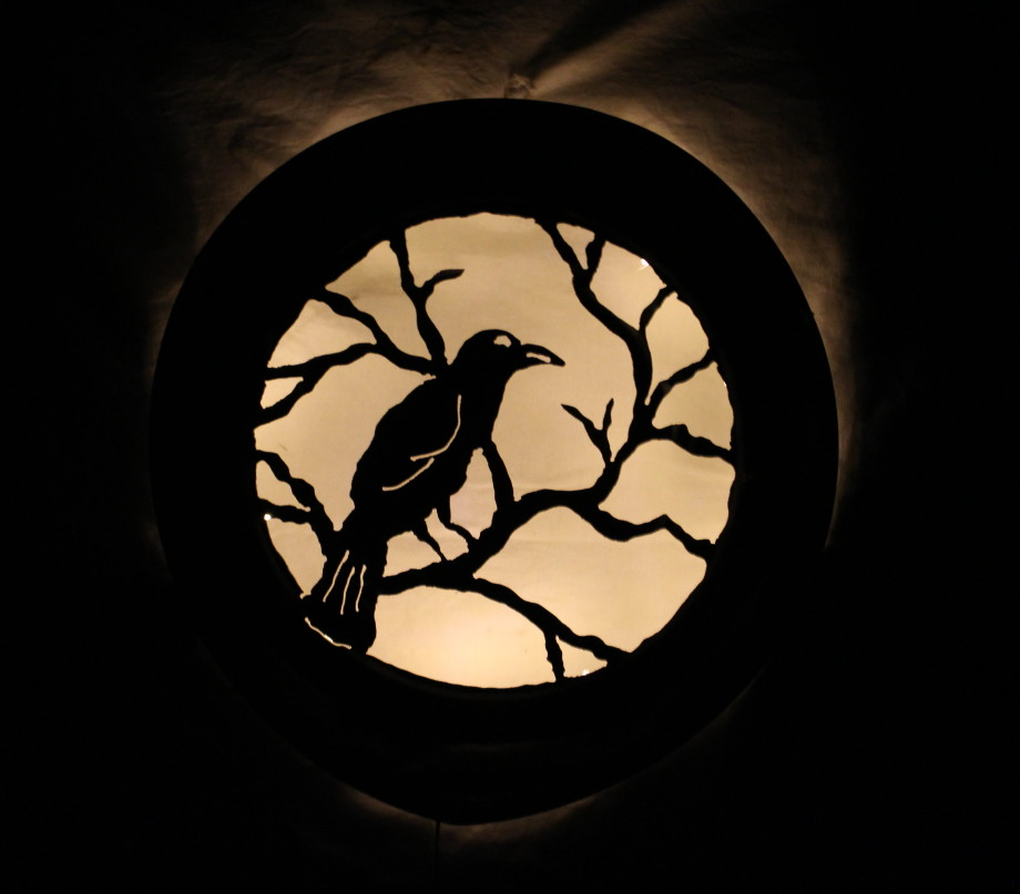 Crow Tree luminary