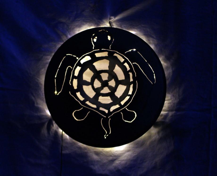 Sea Turtle luminary