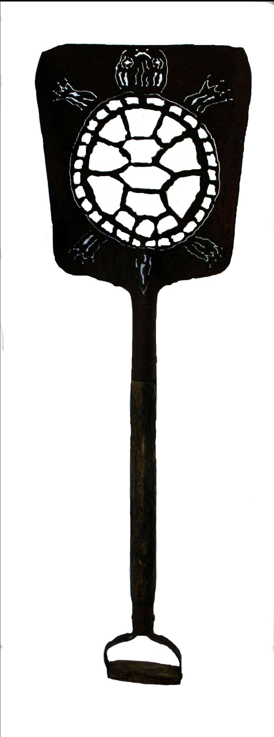 Painted Turtle shovel