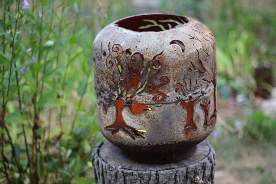 Moondance firepot