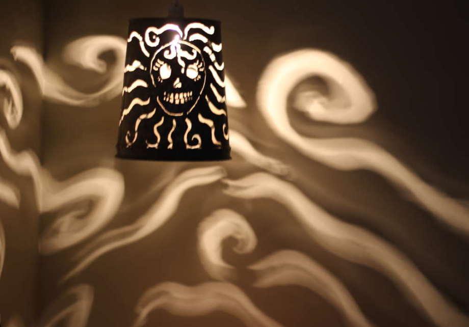Banshee Lamp