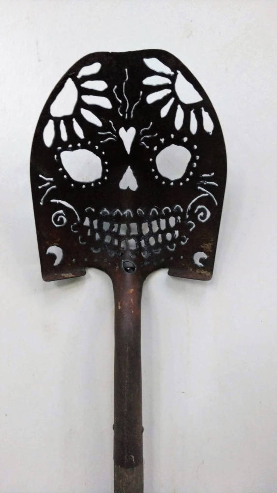Sugar Skull - shovel
