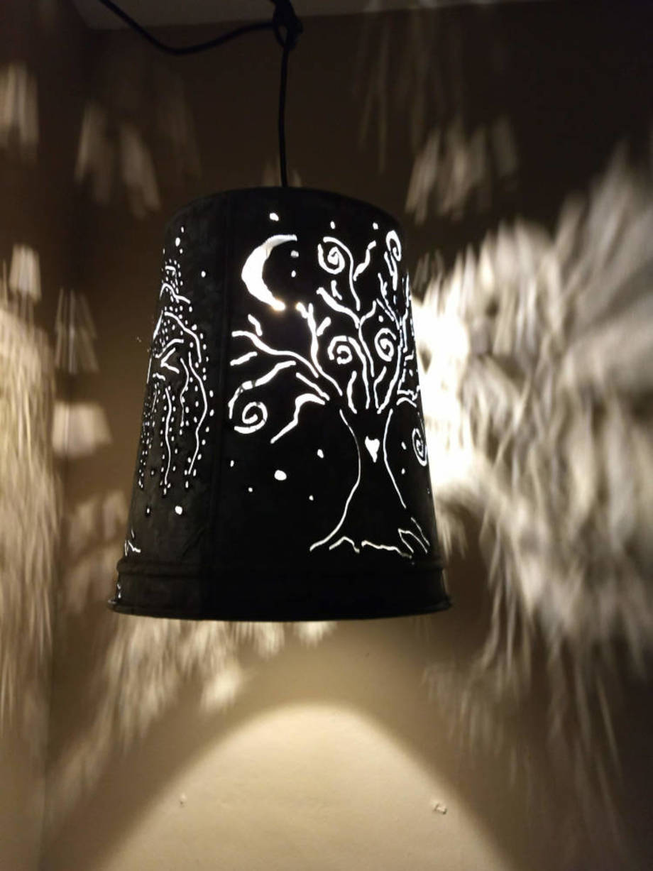 Trees Hanging Lamp