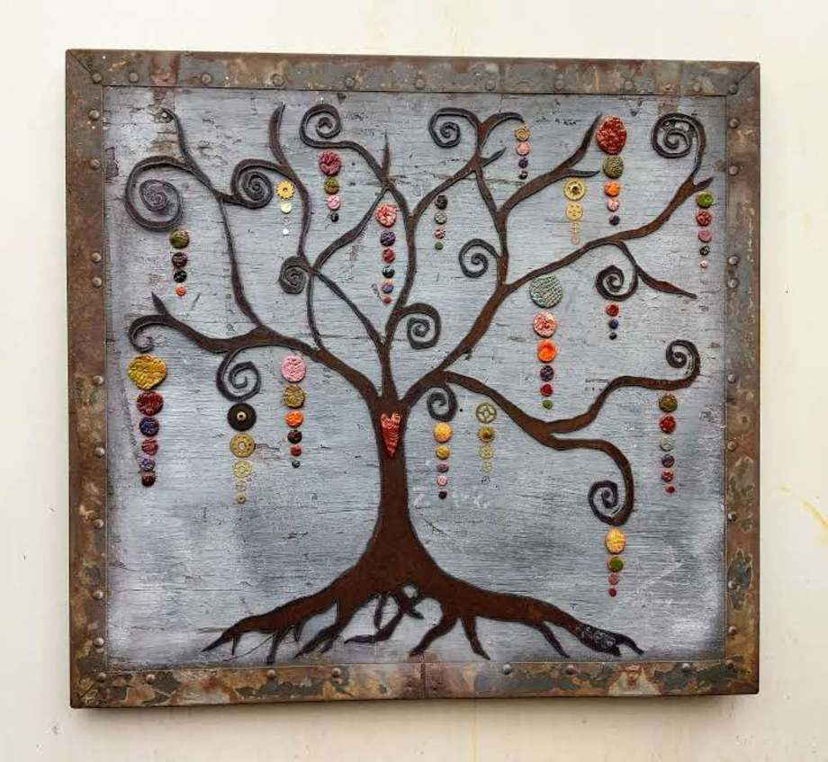 Wishing Tree - Panel