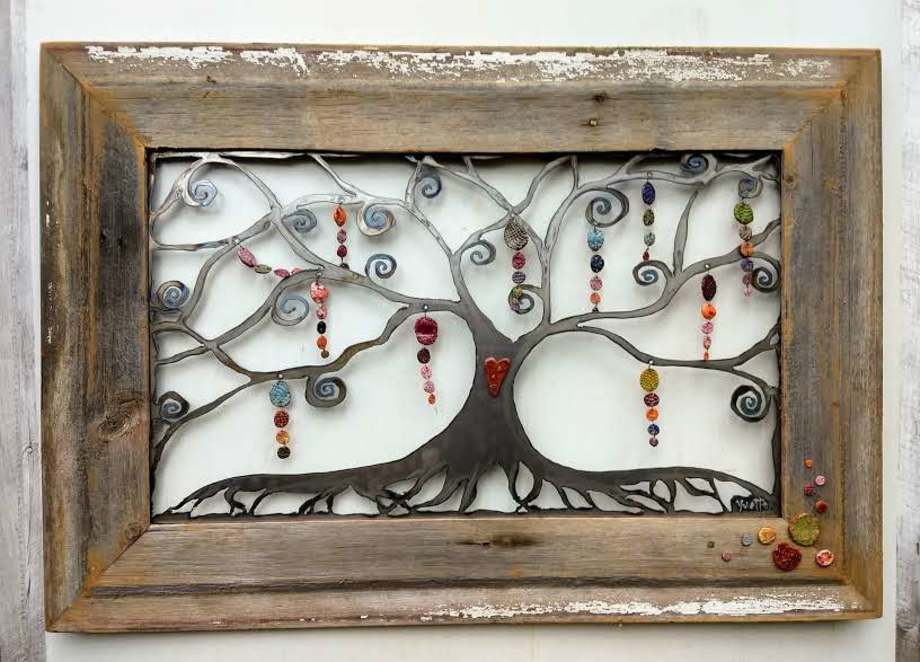 Wishing Tree - Framed