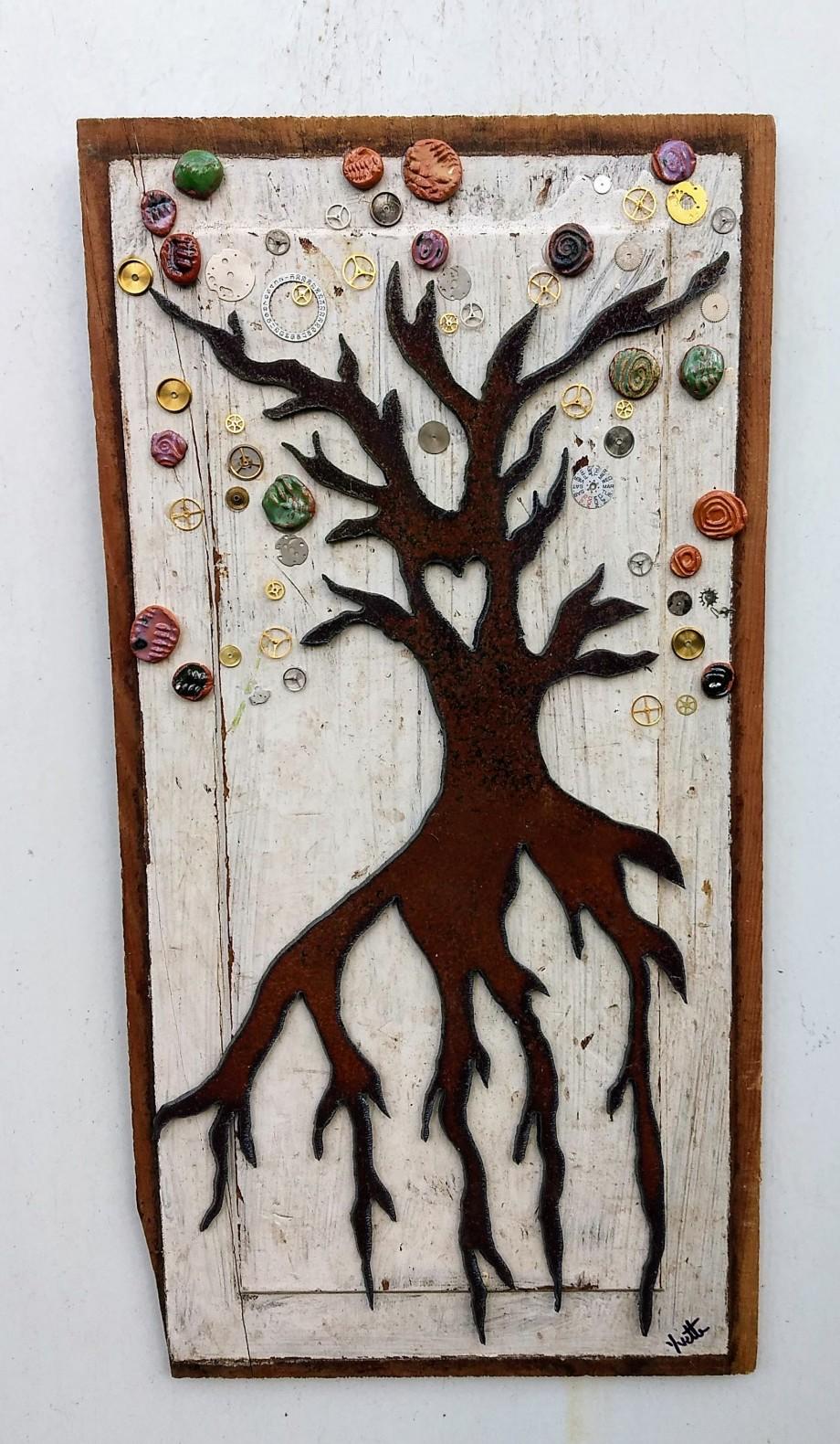 Wishing Tree Panel - Small
