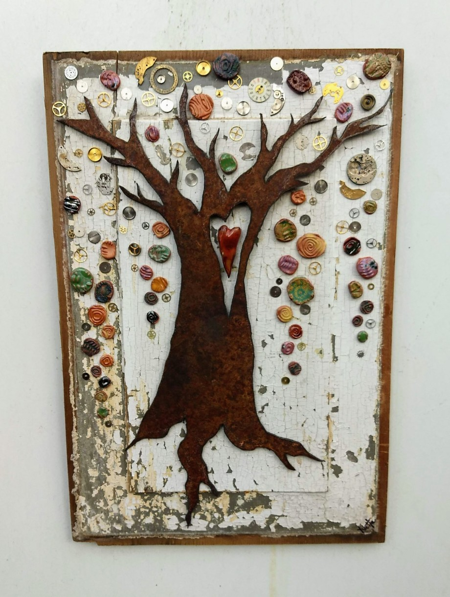 Wishing Tree Panel - Medium