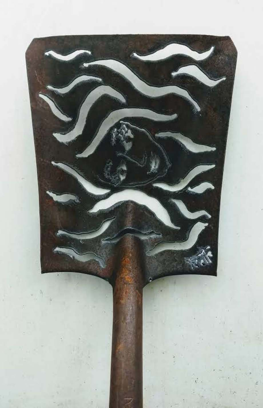 River Shovel