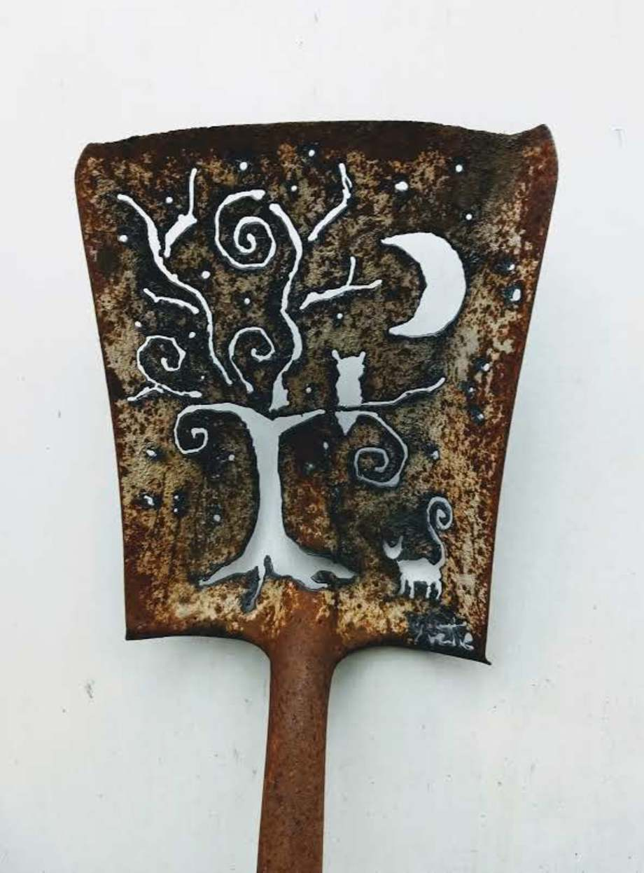 Moon Mysteries Shovel