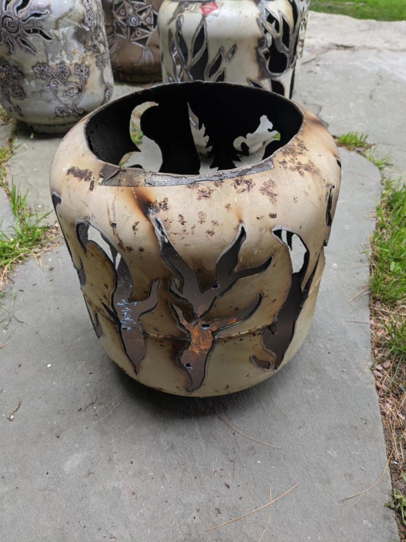 Fire Spirits Fire Bowl