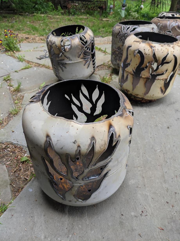 Fire Spirits 2 Fire Bowl