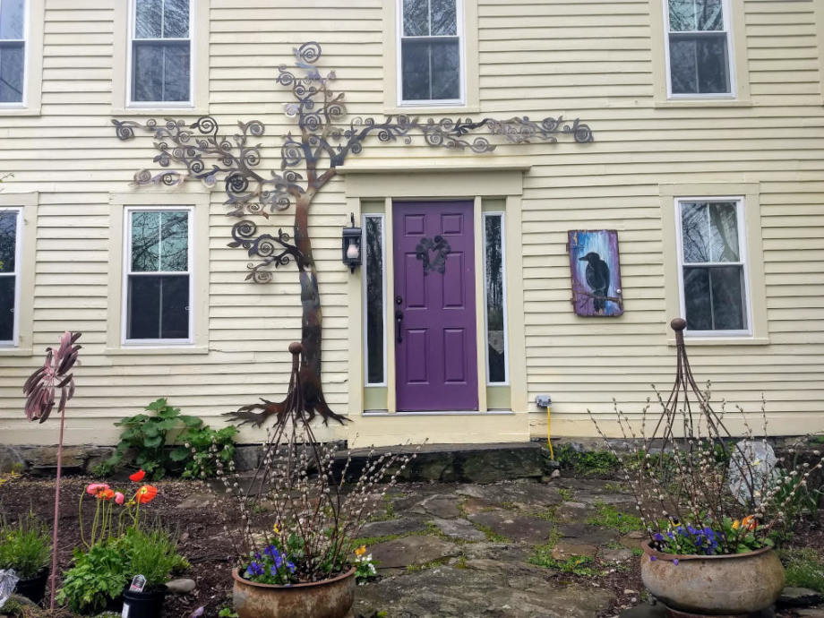 Front Door Tree