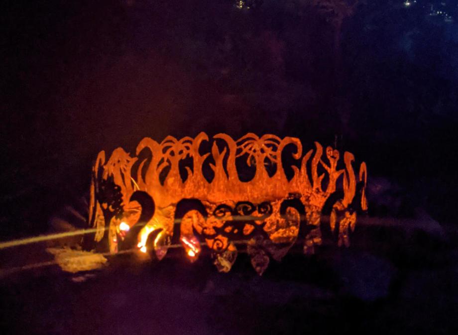 Pagan Fire Ring