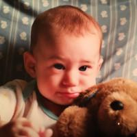 Ian pearce baby