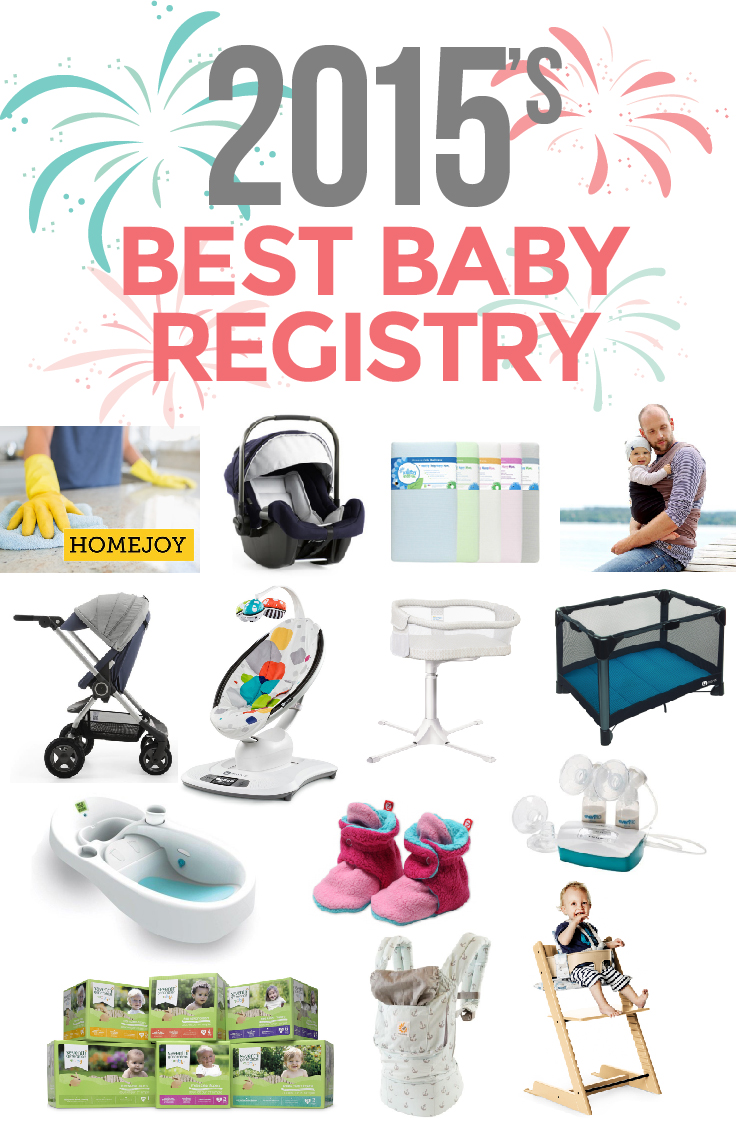 It's a new year and we're helping you get ready for your 2015 baby! It's the ultimate registry full of our favorite baby gear. One winner will take home this $5,000 package!