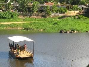 Rural Retreat across Taboquinhas river