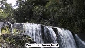 The beauty of Bahia. Refreshing waterfalls.