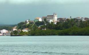 The beauty of Bahia in Camamu bay.