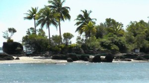 Islands around Barra Grande, Bahia