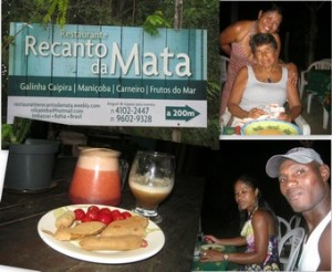 Restaurante Recanto do Mata
