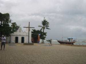 Praia do Forte church