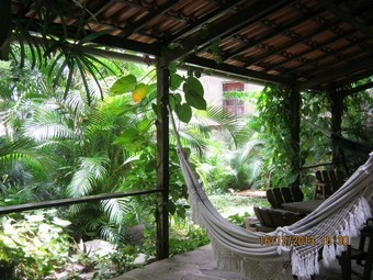 Cozy Pousada mini jungle in Salvador