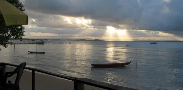 Barra Grande sunset