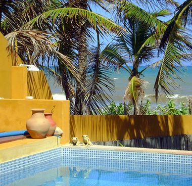 Pousada Bela Bahia pool