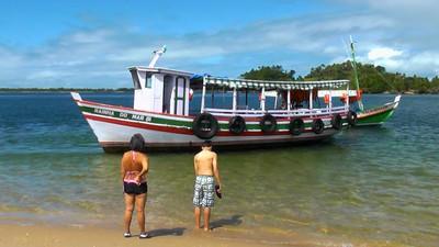 Barco Rainha do Mar